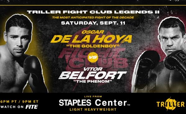 De la Hoya vs. Belfort