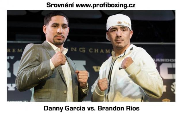 Srovnání Garcia vs. Rios