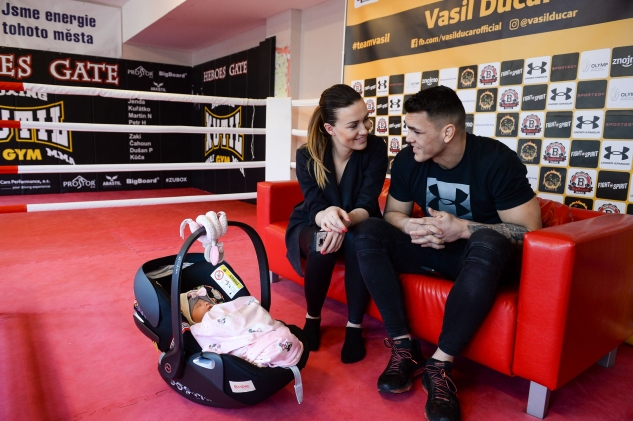 Spokojená rodinka Ducárových / zdroj foto: Sportegy