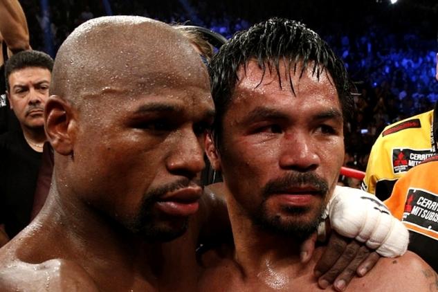 Floyd a Manny