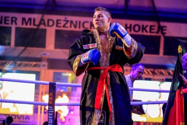 Tom Schwarz vs. Gogita Gorgiladze / zdroj foto: Tomáš Liška, www.tomasliska.cz
