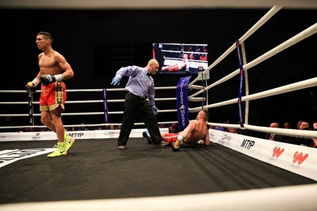 Mohammed Rabii vs. Laszlo Kovacs / Martina Houdek