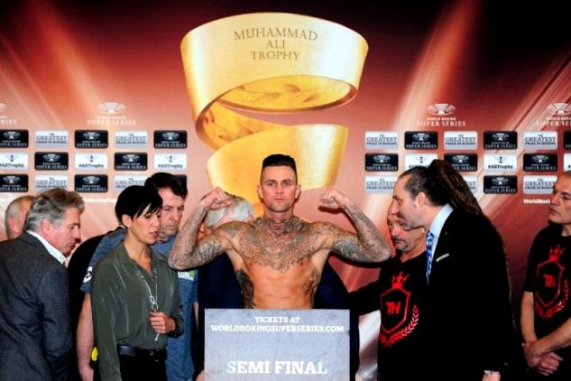 Nieky Holzken / zdroj foto: Boxingscene.com