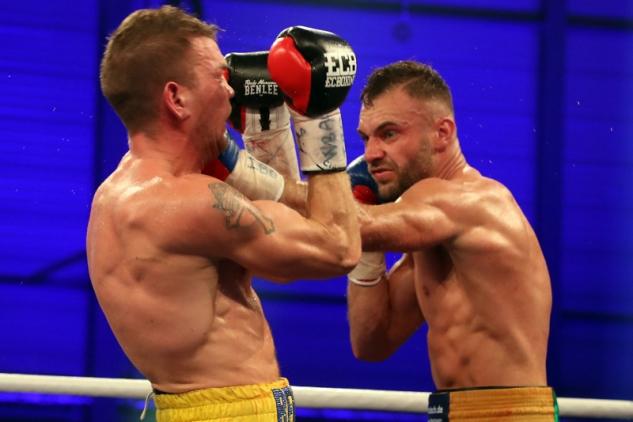 Bösel vs. Fornling / zdroj: SES Boxing