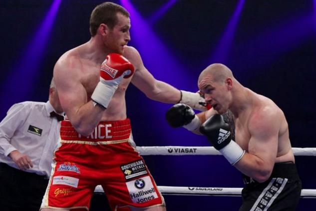 Price vs. Pála / zdroj foto: Boxingscene.com