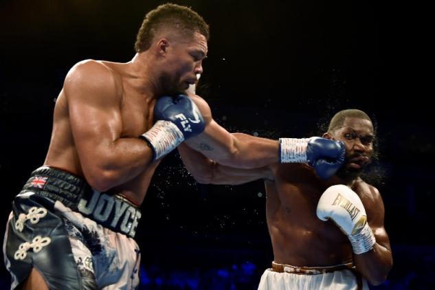 Joyce vs. Jennings / zdroj foto: BT Sport