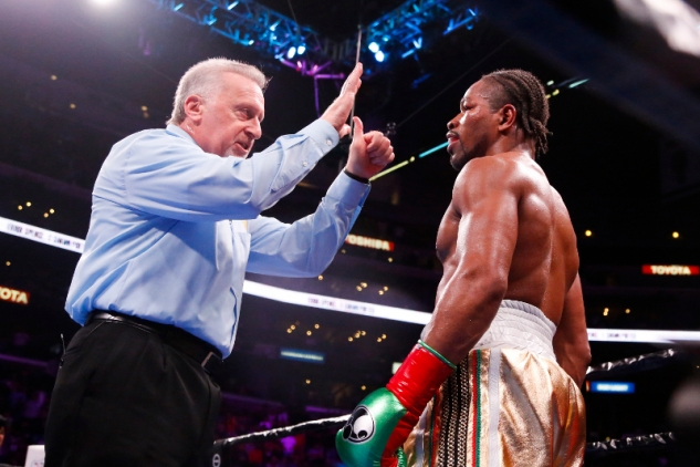 Spence vs. Porter / zdroj foto: Boxingscene.com