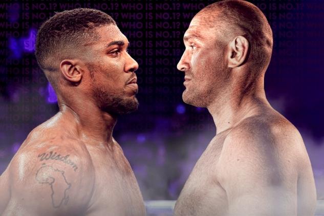 AJ vs. Fury