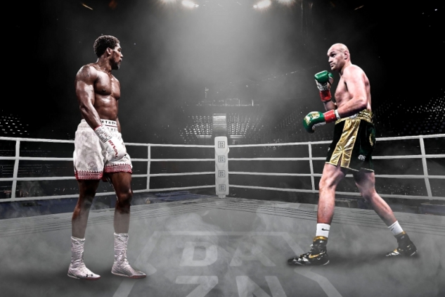 Tyson Fury vs Anthony Joshua