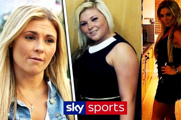 Shannon Courtenayová / zdroj foto: Sky sports