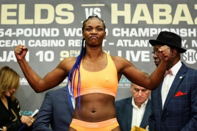 Claressa Shieldsová / zdroj foto: Boxingscene.com