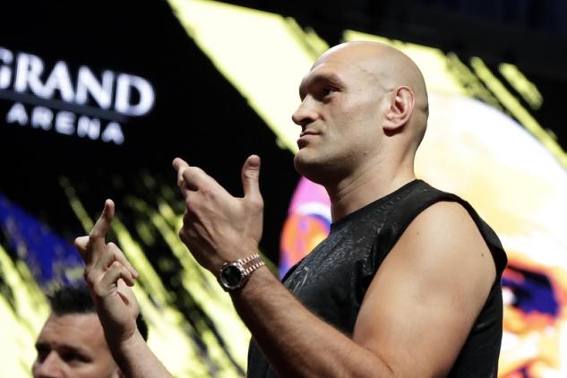 Wilder vs. Fury na váze / zdroj foto: Boxingscene.com
