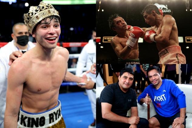 Garcia vs. Manny