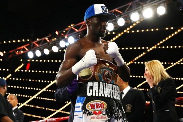 Crawford vs. Lundy / zdroj foto: Boxingscene.com