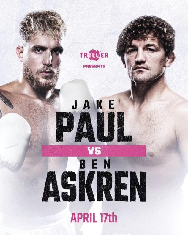 Paul vs. Askren