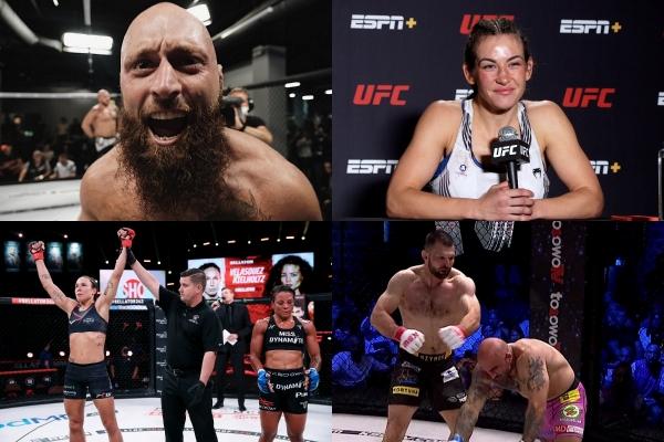Ohlédnutí za víkendem v MMA