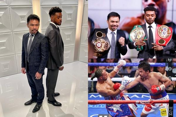 Manny vs. Errol Jr.
