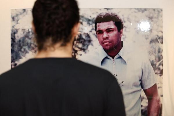 Nico Ali Walsh a obraz Muhammada Aliho