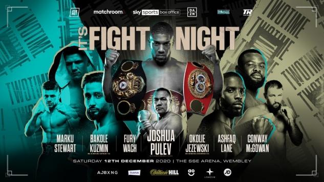 Fight Night 12. prosince