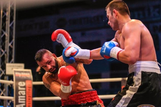 Štěpán Horváth vs. Davide Doria / zdroj foto: Tomáš Liška, www.tomasliska.cz