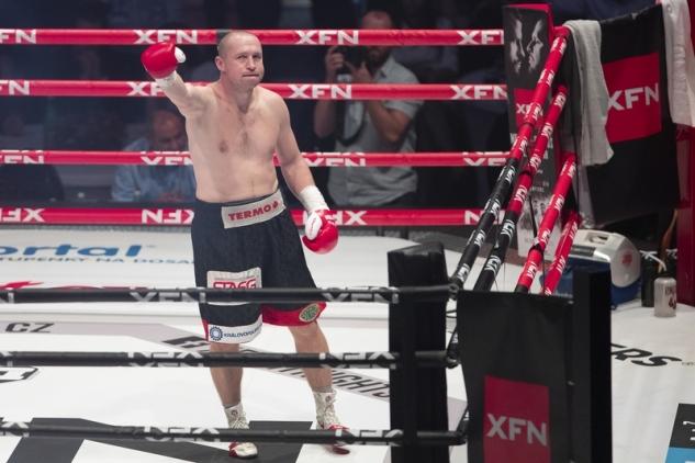 Lukáš Konečný se opět představí v ringu