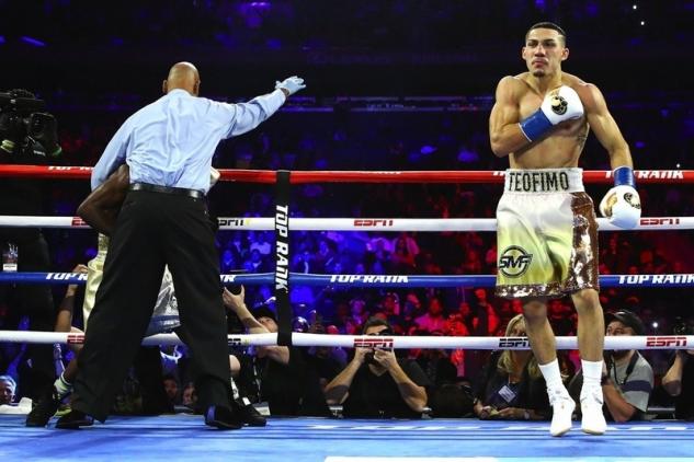Lopez vs. Commney / zdroj foto: Boxingscene.com