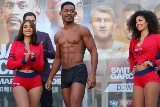 Jacobs vs. Chavez Jr / zdroj foto: Boxingscene.com