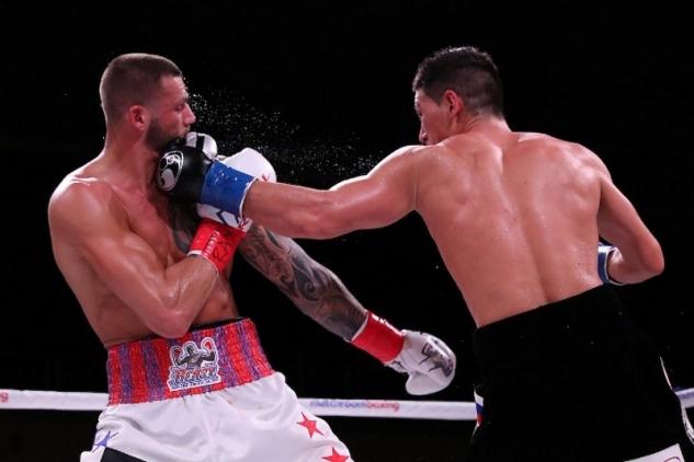 Bivol vs. Smith Jr / zdroj foto: Boxingscene.com