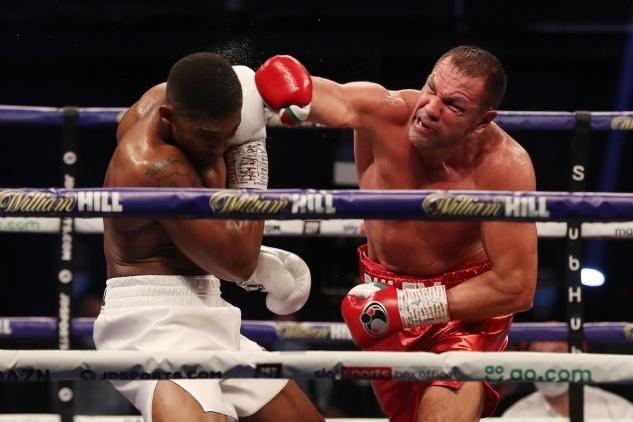 Joshua vs. Pulev / zdroj foto: Matchroom Boxing