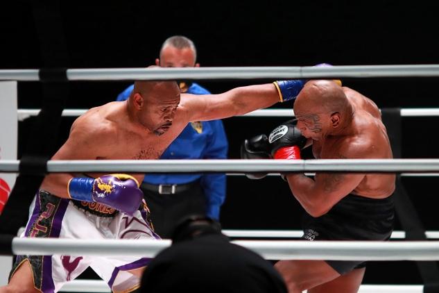 Jones vs. Tyson