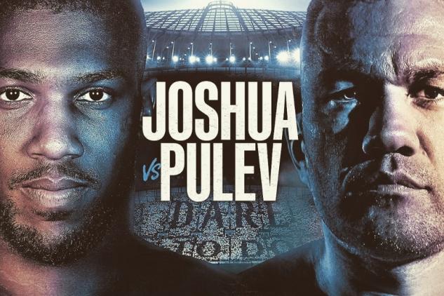 Joshua vs. Pulev