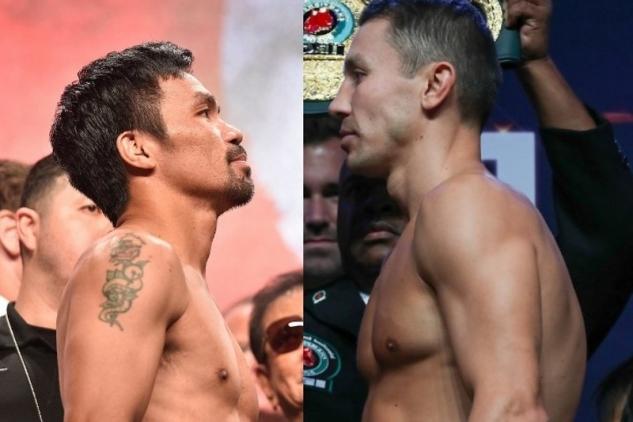 Pacquiao vs. Golovkin?