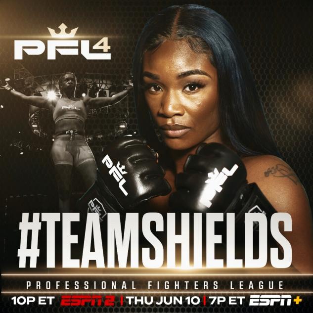 Podpora Shieldsové
