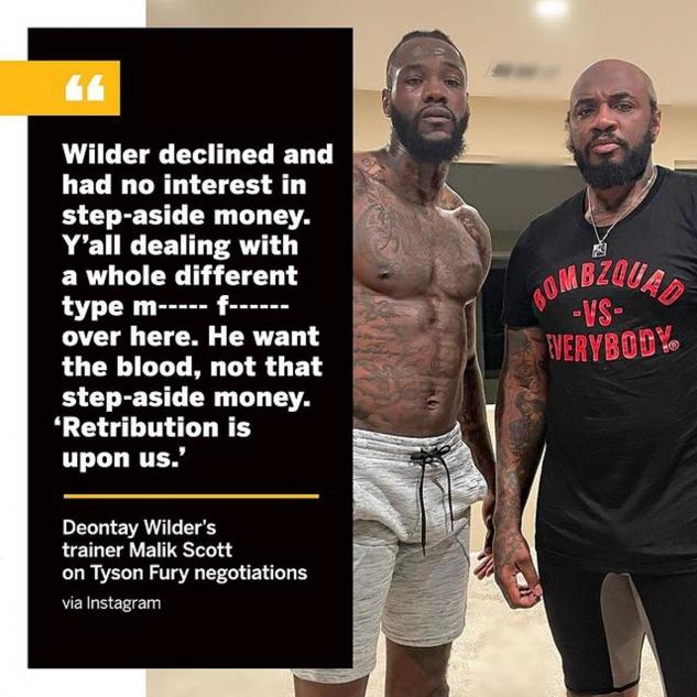 Wilderův tým a peníze