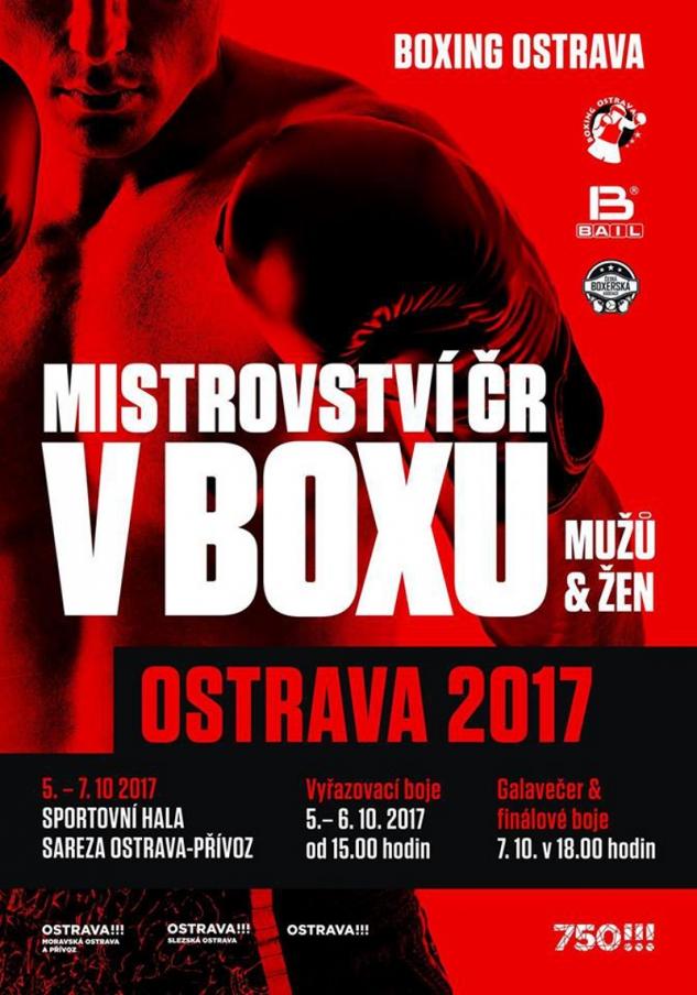 Plakát k MČR 2017
